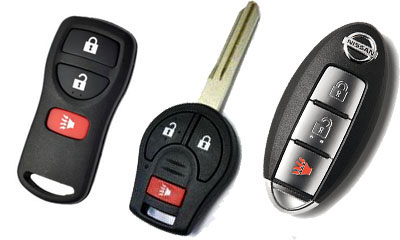 Nissan Remotes Remote Head Keys Fobs Replace And Program